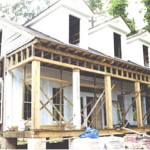 Under renovation in Natchitoches, LA. 2002
