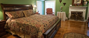 Guest Rooms at the Samuel Guy House Bed and Breakfast